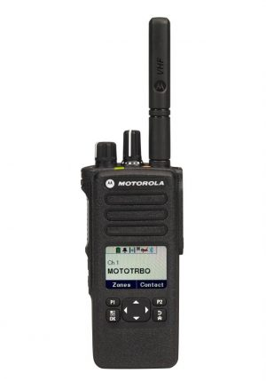 Портативная радиостанция Motorola DP4601E UHF TIA