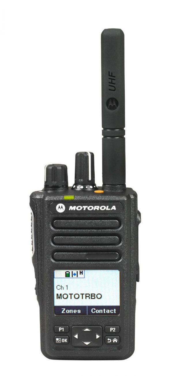 Портативная радиостанция Motorola DP3661E UHF TIA