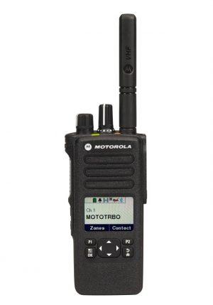 Портативная радиостанция Motorola DP4600E UHF TIA