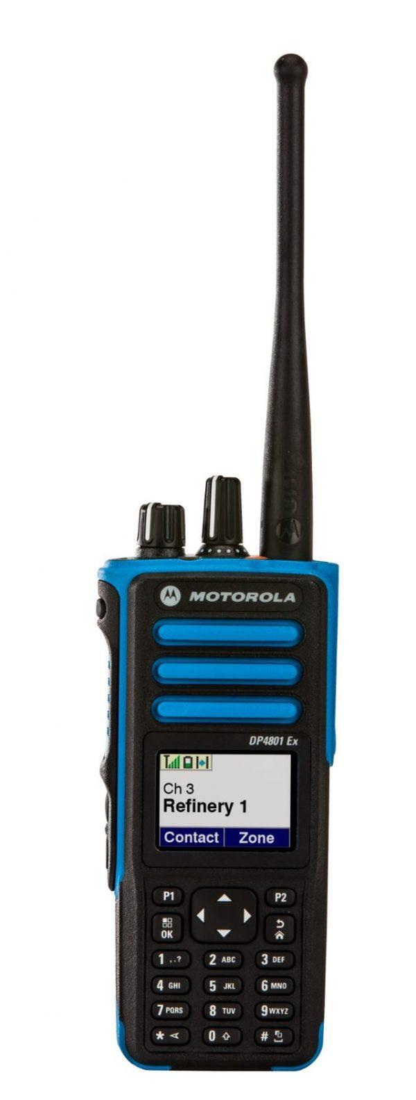 Портативная радиостанция DP4801Ex ATEX UHF