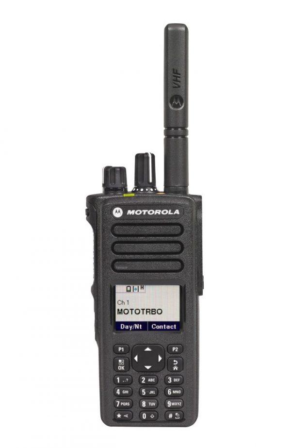 Портативная радиостанция Motorola DP4800E VHF TIA