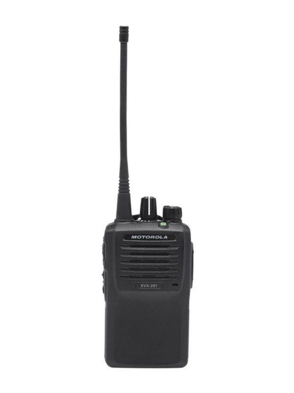 Портативная радиостанция Motorola EVX-261