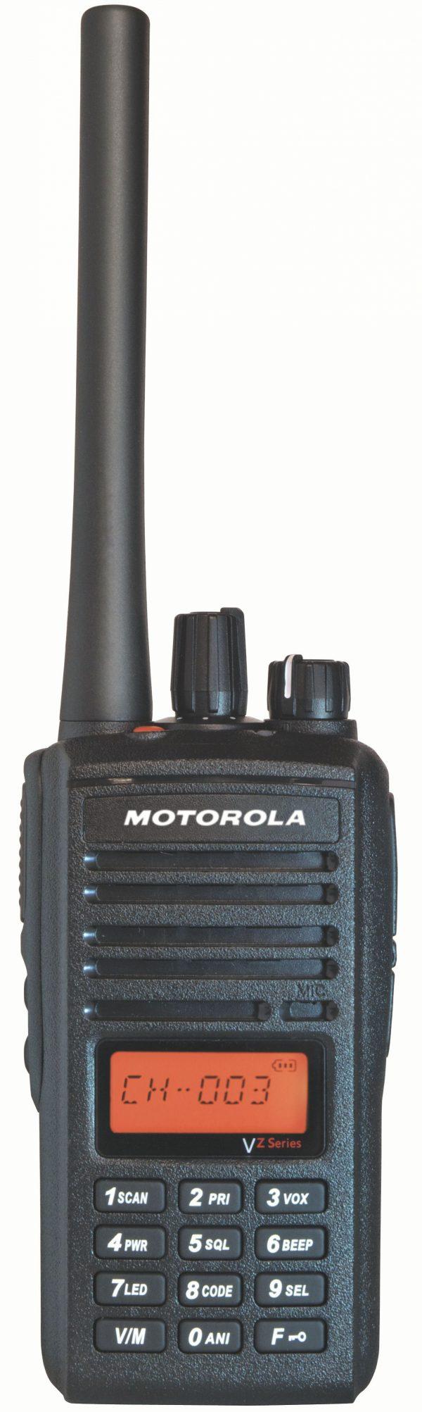 Портативная радиостанция Motorola VZ-28