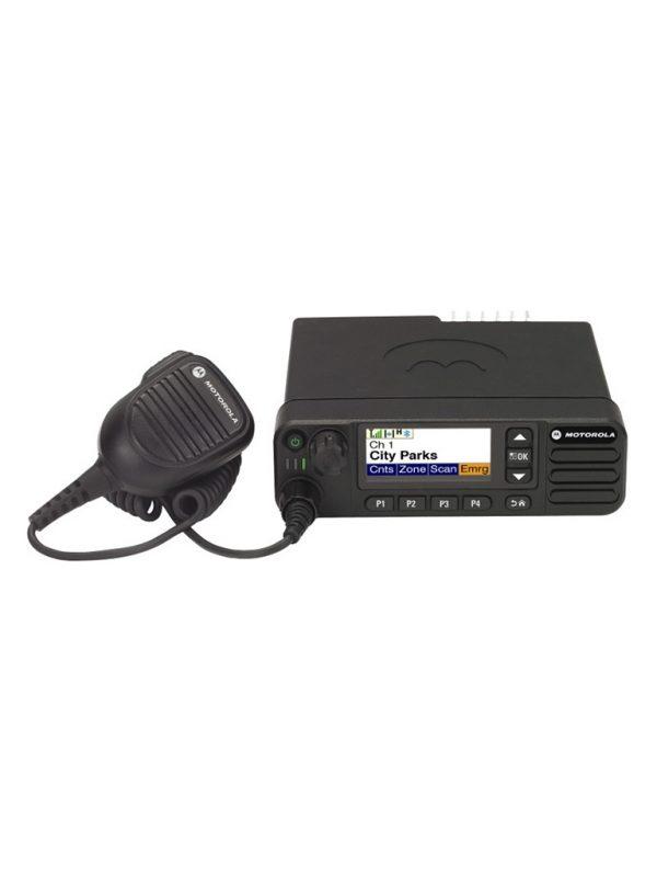Автомобильная радиостанция Motorola DM4600E 40W UHF