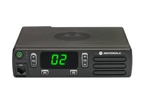 Автомобильная радиостанция Motorola DM1400 analog 25W UHF