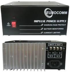 Блок питания импульсный EUROCOMM EPM-20