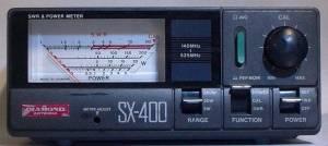 Прибор для измерения КСВ и Мощности DIAMOND SX-400/N