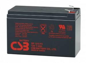 Аккумулятор гелевый CSB GP 1272