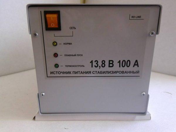 Источник питания стабилизированный ИПС 220/12/100M