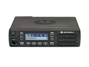 Автомобильная радиостанция Motorola DM1600 analog 25W VHF
