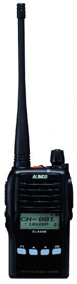 Портативная радиостанция ALINCO DJ-A446