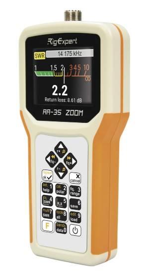 Анализатор антенн RigExpert AA-35ZOOM
