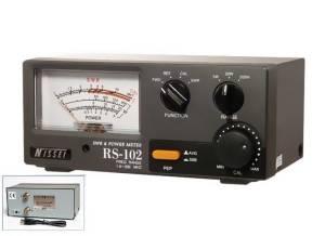 Измеритель КСВ и мощности NISSEI RS-102