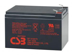 Аккумулятор гелевый CSB GP 12120