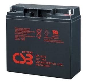 Аккумулятор гелевый CSB GP 12170