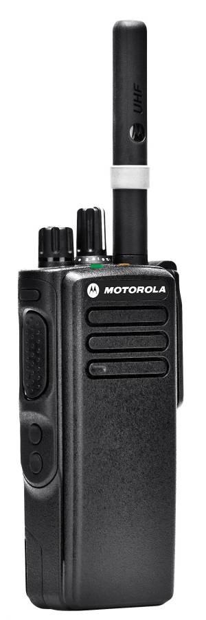 Портативная радиостанция Motorola DP4400