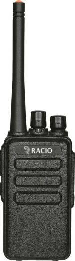 Носимая безлицензионная рация Racio R300