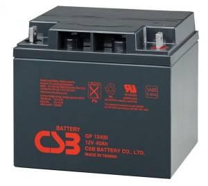 Аккумулятор гелевый CSB GP 12400