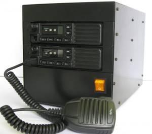 Стойка репиторная (Ретранслятор) AGAT & АГАТ VXR-2100-25 UPS