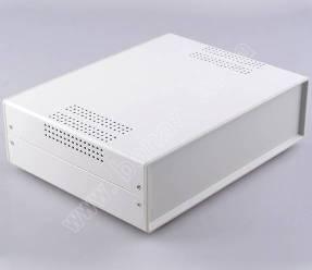 Корпус металлический для радиоаппаратуры BAHAR BDA 40009-A1-W210